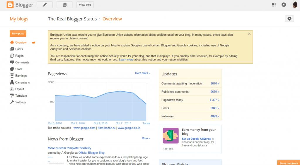 blogging/bloger