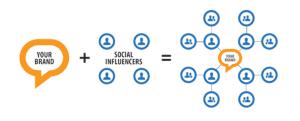 social media/influencer