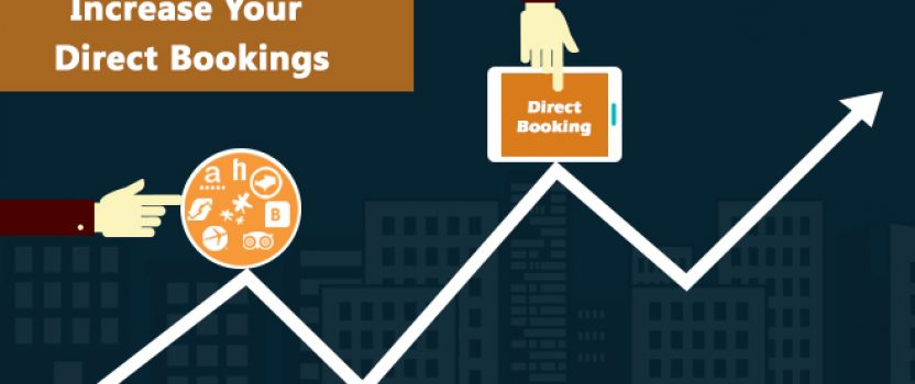7 ways to get more direct bookings & increase your REVPAR