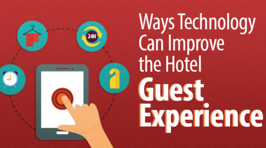 Essential technologies for hotels to improve guest experience