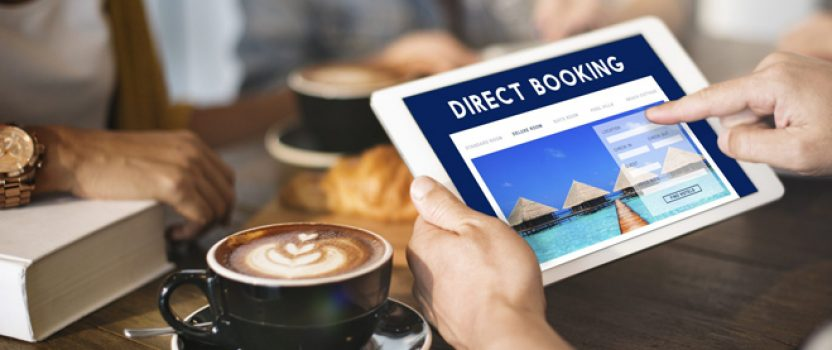 Direct Bookings through Booking Engine