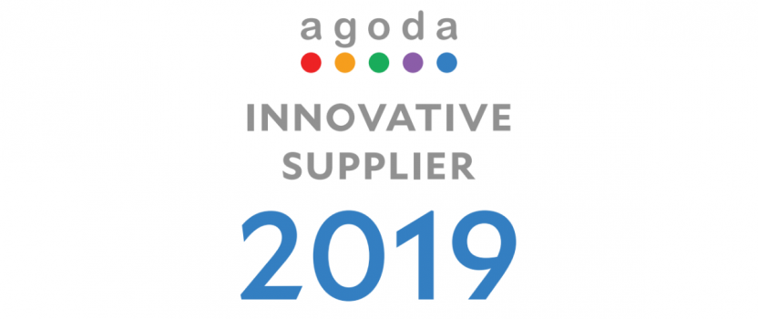 AxisRooms certified by Agoda as an innovative supplier partner 2019